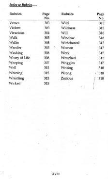 Repertory of Striking Rubrics of Mind in Homoeopathy, Indian Books